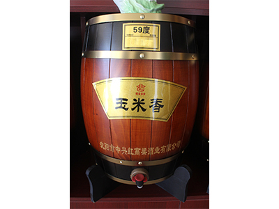 清香型散白酒-59度玉米香