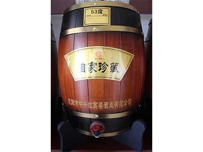 北京清香型散白酒-53度自家珍藏