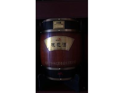 营养型散白酒-38度槐花酒