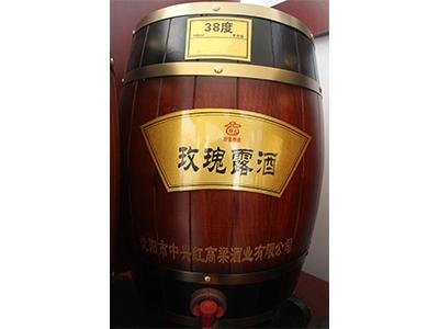 营养型散白酒-38度玫瑰露酒