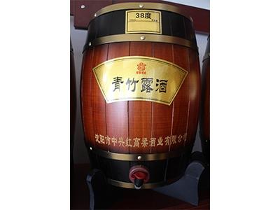 营养型散白酒-38度青竹露酒