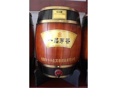 酱香型散白酒-53度一品茅香