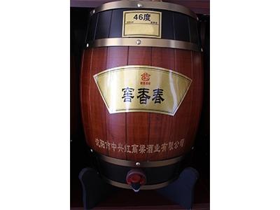 北京窖香型散白酒-46度窖香春