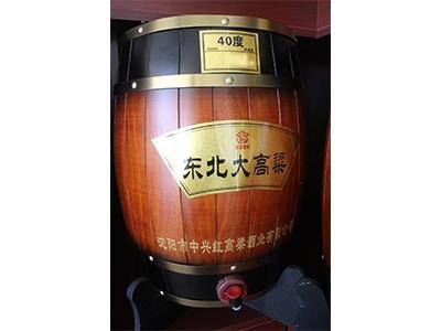 浓香型散白酒-40度东北大高粱