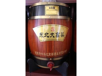 浓香型散白酒-60度东北大高粱