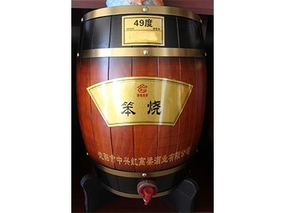 清香型散白酒-49度笨烧