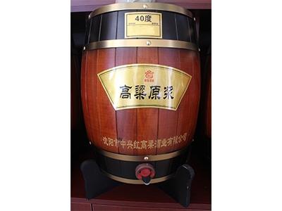 清香型散白酒-40度高粱原浆