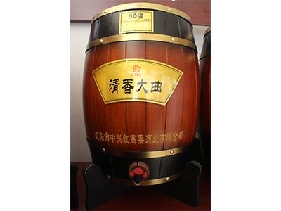 清香型散白酒-50度清香大曲