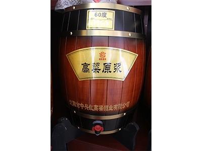 清香型散白酒-60度高粱原浆