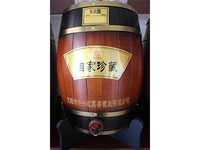 山东清香型散白酒-53度自家珍藏