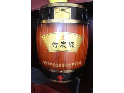 山东清香型散白酒-48度竹炭烧